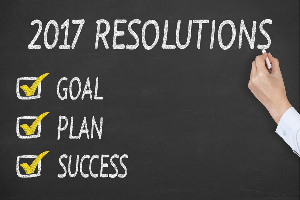 2017 Resolutions